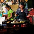 Market Vendors by Boadicea