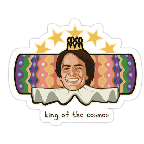 King of the Cosmos by MeganLara