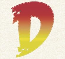 Letter D by SmartTees