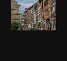 France. Normandy. Rouen. Half Timbered houses. Unisex T-Shirt