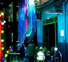Cafe Cairo by Christina Backus