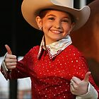 Little Miss Cowgirl by Emily Peak