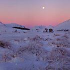 Highland winter by donnnnnny