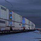 Catch the Blue Train by Brian Gaynor