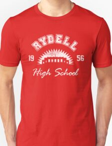 Rydell High School. (worn look) Unisex T-Shirt