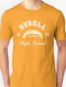 Rydell High School. (worn look) Unisex T-Shirt