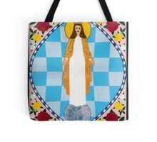 Icon of the Immaculate Conception Tote Bag