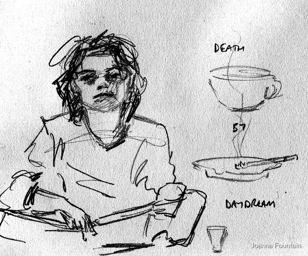 death by daydream by Joanna Fountain