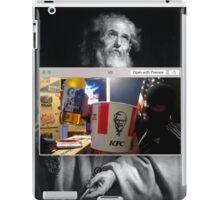 OS X Peter  iPad Case/Skin
