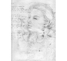 sketchbook series 1 Photographic Print
