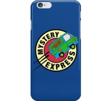 The Mystery Express iPhone Case/Skin