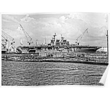 USS America - LHA 6 Poster