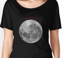 Moontime tee Women's Relaxed Fit T-Shirt