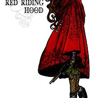 Red Riding Hood by CattG