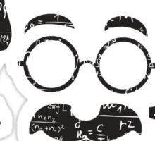Einstein - I am a Genius Sticker