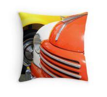 Motoring Fun Throw Pillow