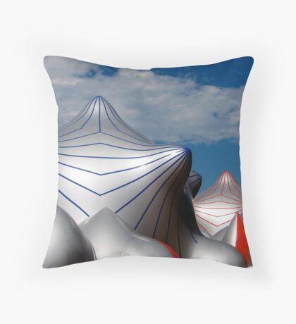 Fantastic Folly Throw Pillow