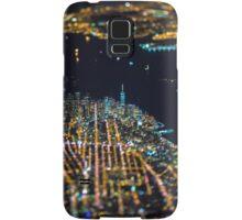 New York City At Night Pt 11 Samsung Galaxy Case/Skin