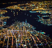 New York City At Night Pt 11 by extinctstartups