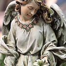 I found this beautiful Angel by ZeeZeeshots