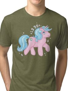 Nineties Nostalgia My Little Pony - Melody Tri-blend T-Shirt
