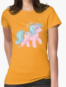 Nineties Nostalgia My Little Pony - Melody Womens Fitted T-Shirt