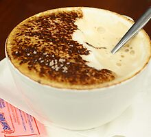 Yummy Cappuccino by TeAnne