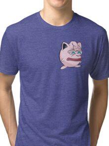 Jigglypepe Tri-blend T-Shirt