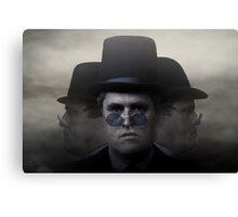 The Hat Doth Maketh The Man Canvas Print