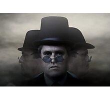 The Hat Doth Maketh The Man Photographic Print