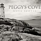 Lighthouse on Peggy&#x27;s Cove by sumners