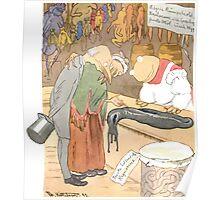 Theodor Kittelsen En delikatessehandel a delicatessen purchase 18941 Poster