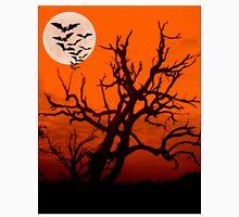 Bats, The Moon & Halloween Unisex T-Shirt