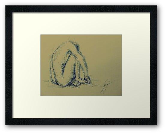 Alone  by Justine Ward