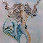 A mermaid named Simone by Justine Ward
