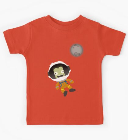 Mún or Bust! Kerbal Space Program Kids Tee