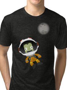 Mún or Bust! Kerbal Space Program Tri-blend T-Shirt