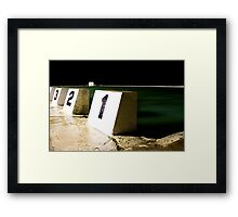 Another Night Out Framed Print