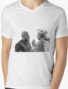 Baptism Of Ragnar Lothbrok Mens V-Neck T-Shirt