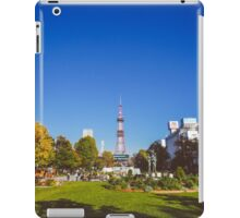 Sapporo TV Tower iPad Case/Skin