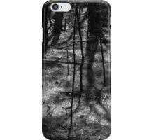 Scary Trees- Warren Trail Head iPhone Case/Skin