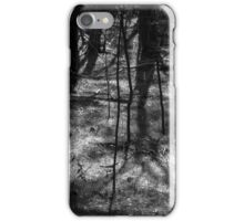 Scary Trees- Warren Trail Head iPhone Case/Skin
