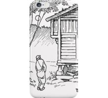 Theodor Kittelsen Herrreguud lok op da jenter By the Lord God bless up girls and God will bless up you iPhone Case/Skin