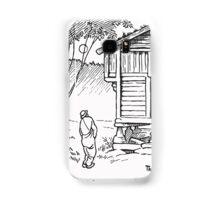 Theodor Kittelsen Herrreguud lok op da jenter By the Lord God bless up girls and God will bless up you Samsung Galaxy Case/Skin