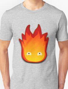 Calcifer! Howls moving castle. T-Shirt