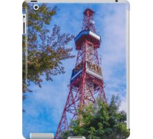 Sapporo TV Tower 2 iPad Case/Skin