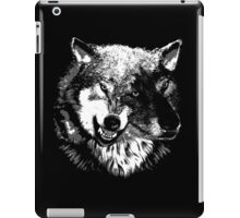 Two Headed Wolf iPad Case/Skin