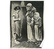 Theodor Kittelsen Illustration page62 Sagobok för barn  Poster