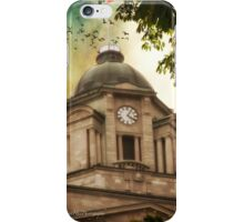 First Post Office, Quebec City, Canada iPhone Case/Skin
