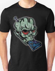 Skull & Cassette Unisex T-Shirt